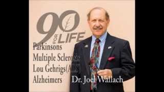 Dr Wallach on how to treat Parkinson