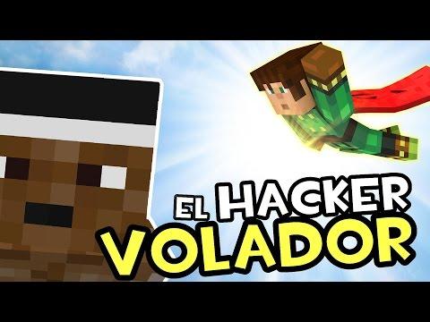 EL HACKER VOLADOR | Skywars