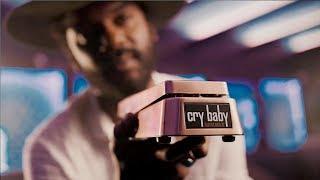 Gary Clark Jr. Cry Baby® Wah