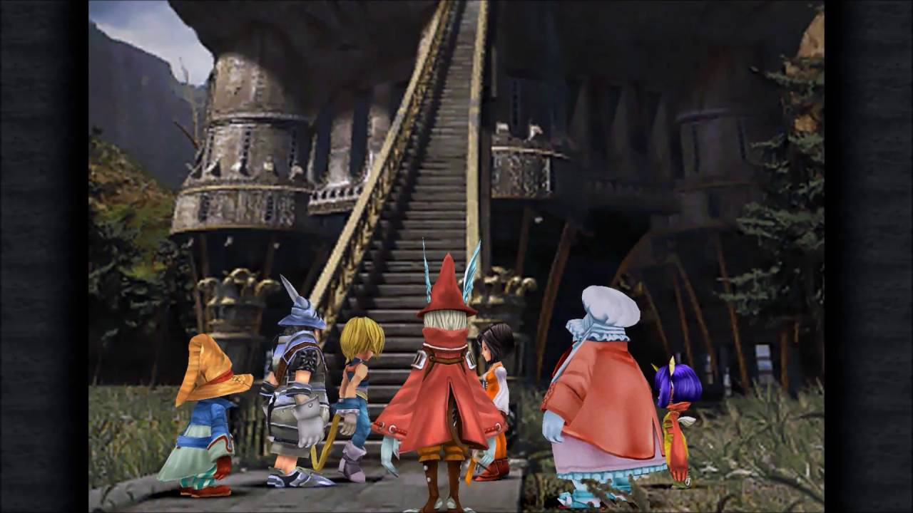 Final Fantasy 9 Pc Part 104 Amarant Joins Permanently