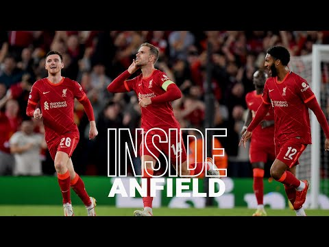 Inside Anfield: Liverpool 3-2 Milan | Stunning comeback in incredible atmosphere