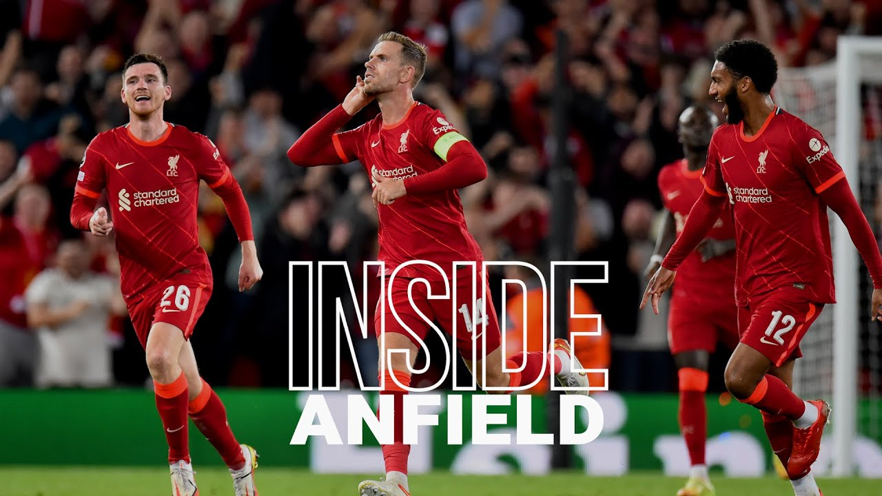 Download Inside Anfield: Liverpool 3-2 Milan   Stunning comeback in incredible atmosphere