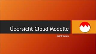 Cloud Computing: Was bedeutet PaaS, SaaS, IaaS oder on premise? cмотреть видео онлайн бесплатно в высоком качестве - HDVIDEO