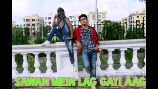 Sawan Mein Lag Gayi Aag | Ginny Weds Sunny| Mika,Badshah,Neha| Ft.Sampurna & Sourav