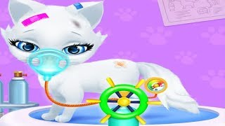 Fun Animal Care In Fluffy Hospital - Let's Take Care Of The Cute Animals - Care Games For Kids