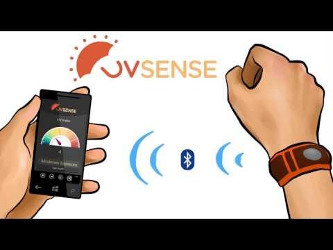 UVSense - Your personal UV monitor