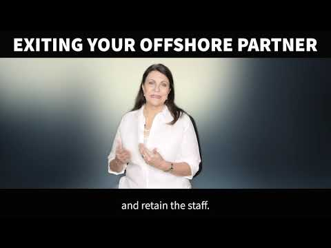 How to Exit your Offshore Service Provider