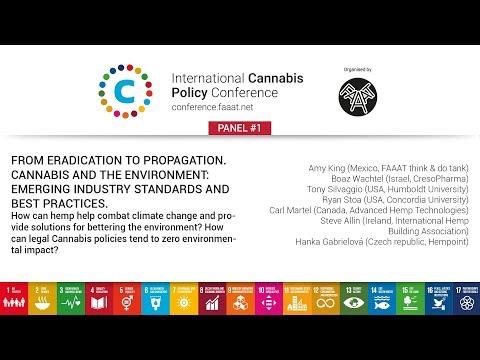 CANNABIS, HEMP & THE ENVIRONMENT   Sustainable development & Cannabis policies