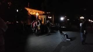 Релакс музыка на набережной в Севастополе.