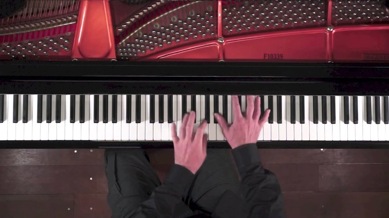 Debussy 'Clair de Lune' - Paul Barton, FEURICH 218 grand piano