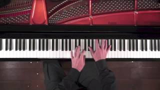 Repeat youtube video Debussy 'Clair de Lune' - Paul Barton, FEURICH 218 grand piano
