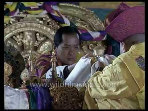 Fourth King of Bhutan - Druk Gyalpo Jigme Singye Wangchuck