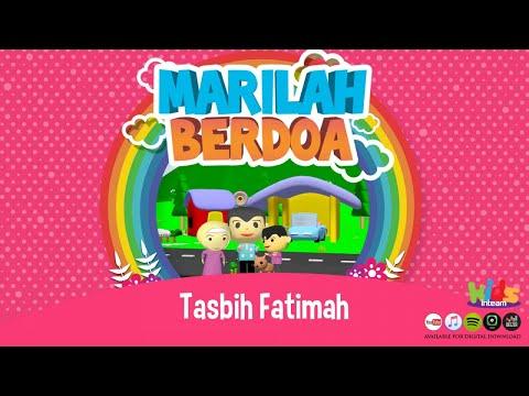 Adik Afiq Adik Afnan Tasbih Fatimah Kids Song Kids Videos Kids Channel
