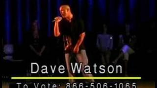 Singing Sensations - Round 2 - Dave Watson
