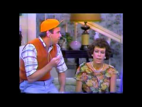 who played momma on carol burnett show