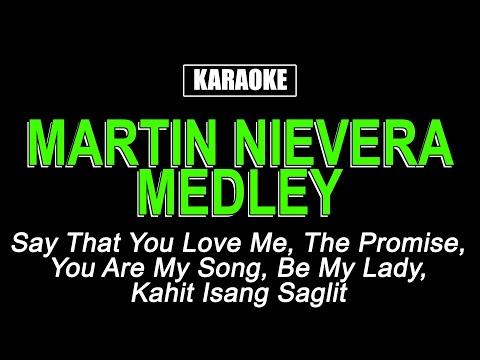 Karaoke - Martin Nievera Medley