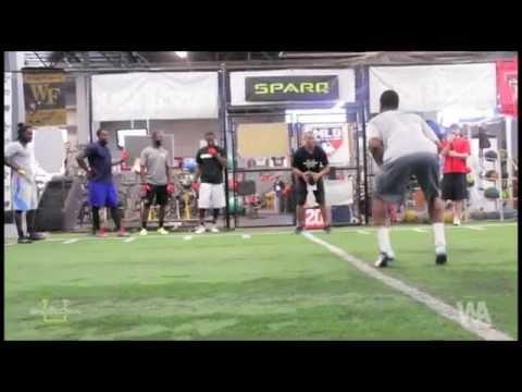Top NFL Defensive Backs Train With Will Sullivan & ShutDownU