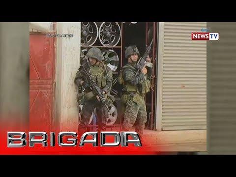 Brigada: Krisis sa Marawi, binantayan ng 'Brigada'