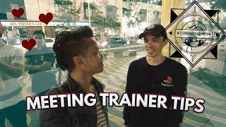 I finally met Trainer Tips // Pokemon Go