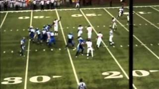 #8 Cody Smith WR  (2010-11) San Bernardino Valley College - SBVC Football