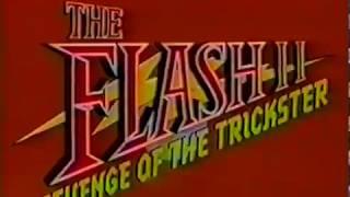 Флэш 2: Месть Трюкача / The Flash II: Revenge of the Trickster / Вступительные титры / 1991