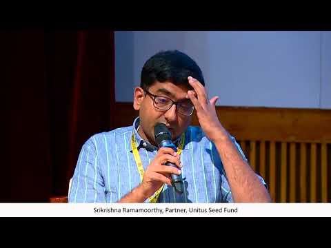 Drishti 2018: Panel discussion on New Venture Funding & its Landscape