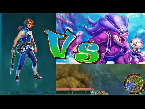 видео: Разумный Дуэлянт vs Мими в силу. 36x36 prime world