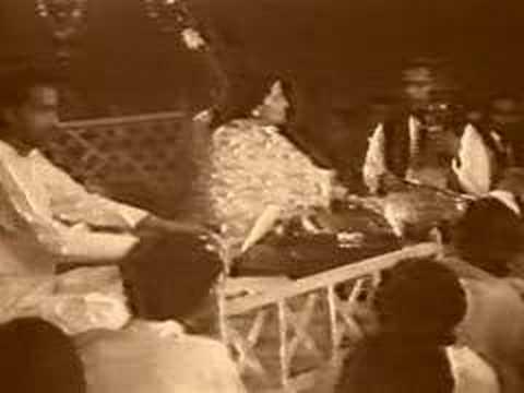 Begum Akhtar (Akhtri Baai)