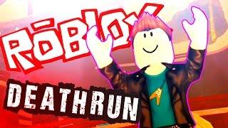 DEATH RACES in ROBLOX DeathRun