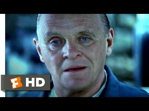 Red Dragon (2002) - Hannibal Lecter Meeting Scene (2/10) | Movieclips
