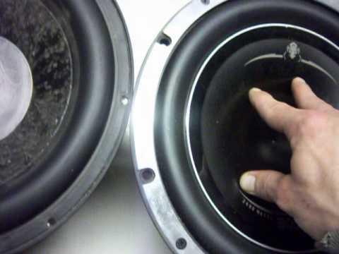 Boss Audio P128DC 2400watt 12\u0027\u0027 subwoofer Vs Boss Chaos CX120DC
