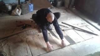 гараж ремонт 4 часть ( глухих )