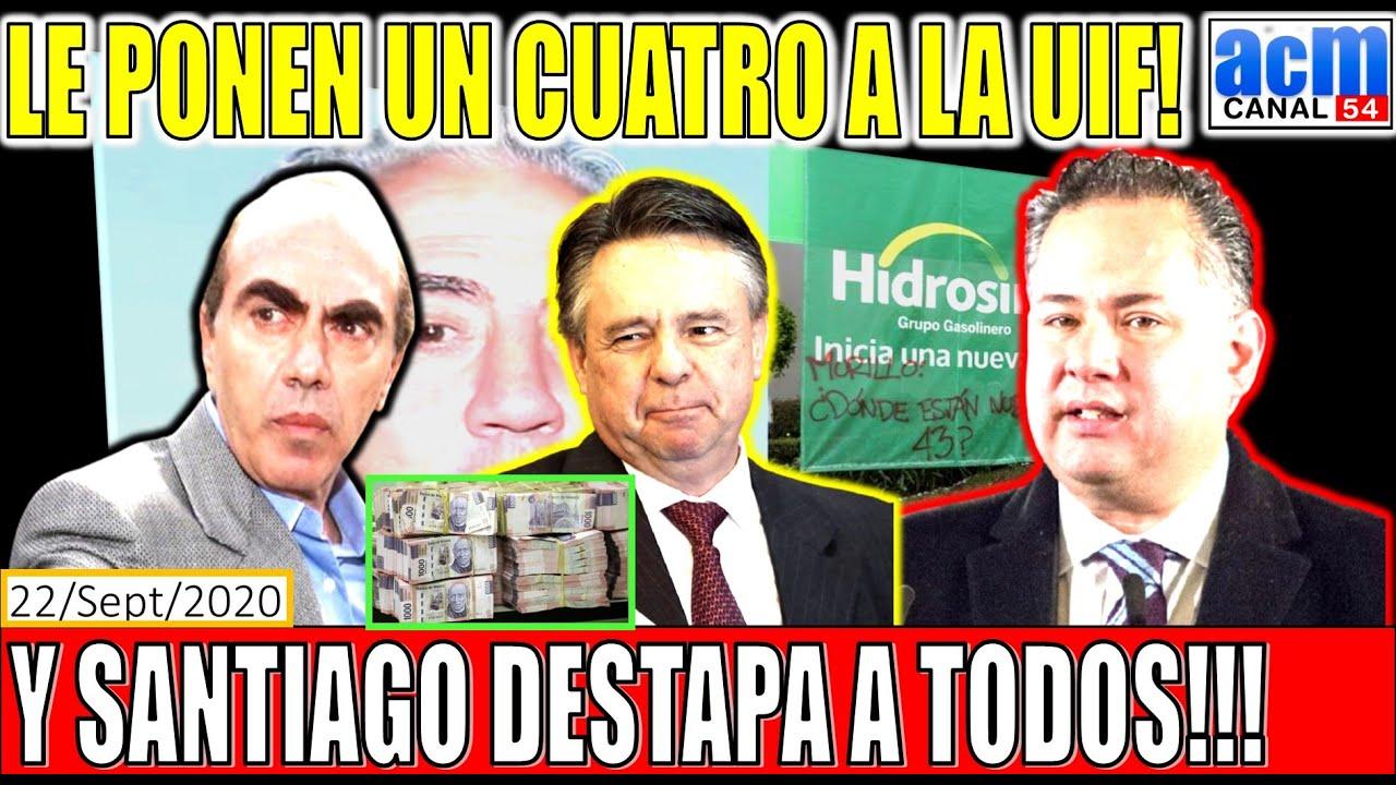 MEGA DESTAPADA, SANTIAGO NIETO DESTAPA LA CLOACA!!! JUECES Y MINISTROS EMBARRADOS, Y EL FISCAL?