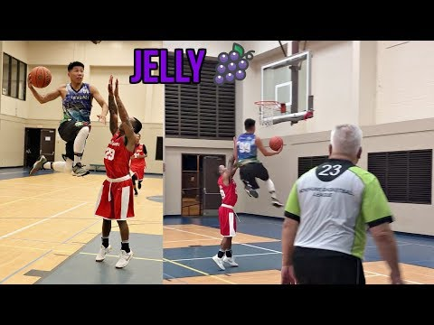 JELLYFAM QUADRUPLE DOUBLE ALMOST! My Redemption Game!!