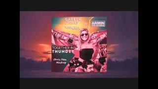 Gareth Emery ft. Krewella vs Armin van Buuren - Together in Thunder (Chris Feex Mashup)