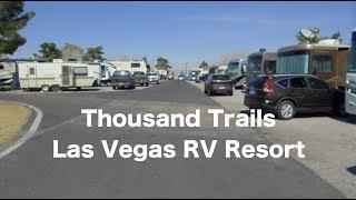 Review Thousand Trails Las Vegas RV Resort (109)