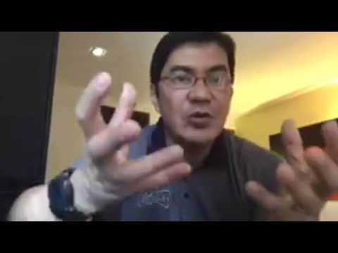 "Senador Antonio ""Tanga"" Trillanes niratratan ni Erwin Tulfo matapos tinira si Duterte"