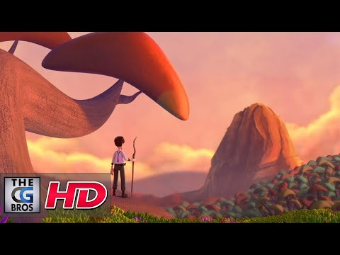 "**Award Winning** CGI 3D Animated Short:  ""Metanoia"" - by Team Metanoia"