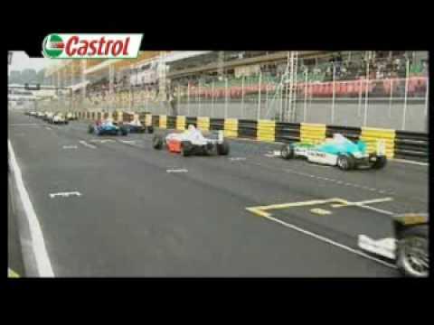 Eurasia Motorsport: Auto Extreme Formula BMW Macau 2009