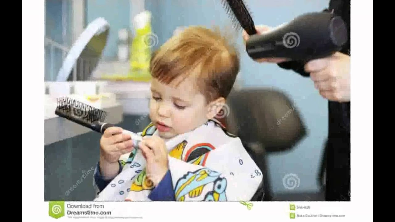 Tutorial taglio capelli bimbi