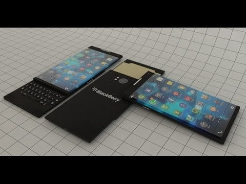 BlackBerry Venice;64-bit Snapdragon 808 SoC | 18-megapixel Rear Camera | 5-MP Front-Facing Camera