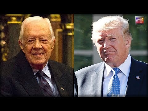 Dems STUNNED After Jimmy Carter Says the ONE Thing About Trump They NEVER Wanted Him To Say