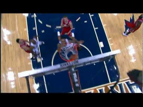 Spectacular No Basket by Jeff Teague
