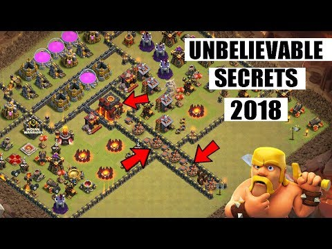 (HINDI) YOU CAN'T BELIEVE Unknown Secrets of clash of clans