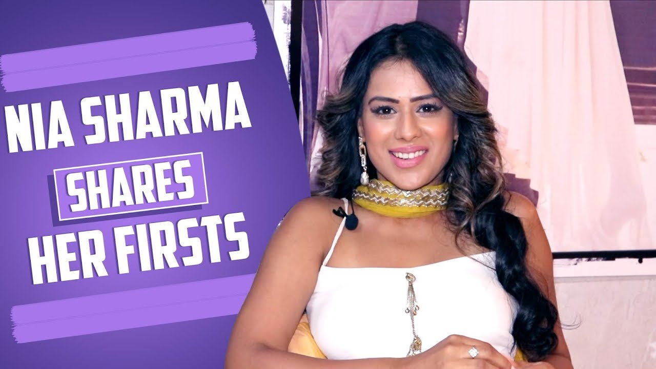 Nia Sharma Shares About Her First Celebrity Crush And More | Exclusive