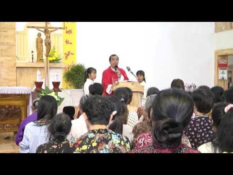 Bài giảng Lòng Thương Xót Chúa ngày 06/02/2017 - Cha Giuse Trần Đình Long