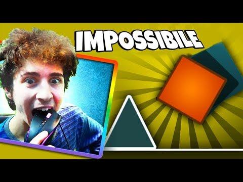 HO VINTO USANDO SOLO LA BOCCA!!! - The Impossible Game