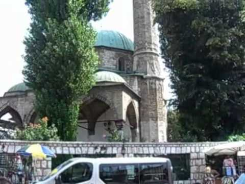 City Tour in One Minute: Sarajevo, Bosnia