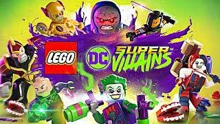 LEGO DC Super Villanos - Pelicula Completa Español Latino HD 1080p | La Anti Liga de la Justicia