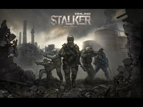 Stalker Online - Tutorial Ep.1 - Как играть в сталкер онлайн